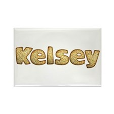 Kelsey Toasted Rectangle Magnet