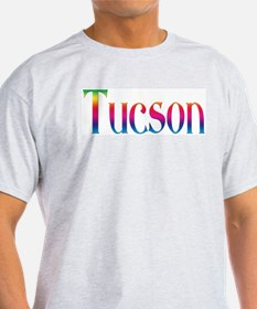 Tucson Ash Grey T-Shirt