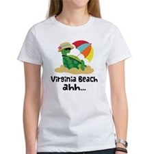 Virginia Beach Turtle Tee