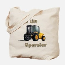The Fork Lift Tote Bag