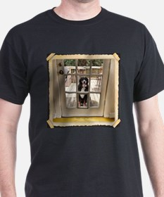 Dog Door Fail T-Shirt