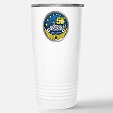 CVN 65 Inactivation! Travel Mug