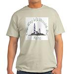 Maine State Motto Light T-Shirt