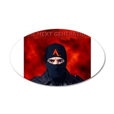 Next Generation Wall Decal