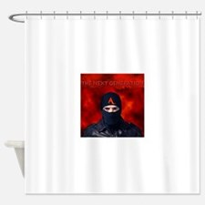 Animal Liberation Front Shower Curtains