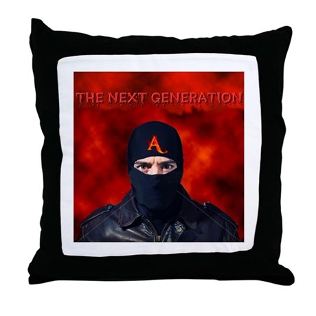 Throw Pillows Newport : Next Generation Throw Pillow by ALFrontier