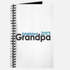 Grandpa Est 2013 Journal