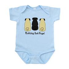 Nothing but Pugs Infant Bodysuit
