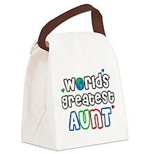 WorldsGreatestAuntsPrimary.png Canvas Lunch Bag