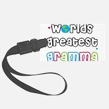 WorldsGreatestGramma.png Luggage Tag
