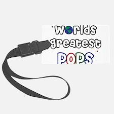 WorldsGreatestPops.png Luggage Tag