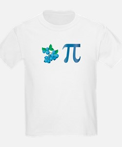 Blueberry Pi Kids T-Shirt