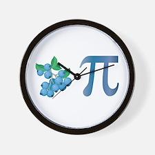 Blueberry Pi Wall Clock