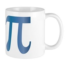 Blueberry Pi Mug