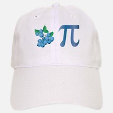 Blueberry Pi Baseball Baseball Cap