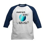Uranus: 7of9 Kids Baseball Jersey