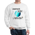 Uranus: 7of9 Sweatshirt