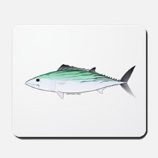 Bonito tuna fish Mousepad