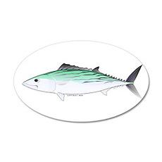 Bonito tuna fish Wall Decal