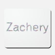 Zachery Paper Clips Mousepad