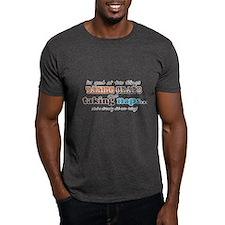 Taking Craps and Naps T-Shirt