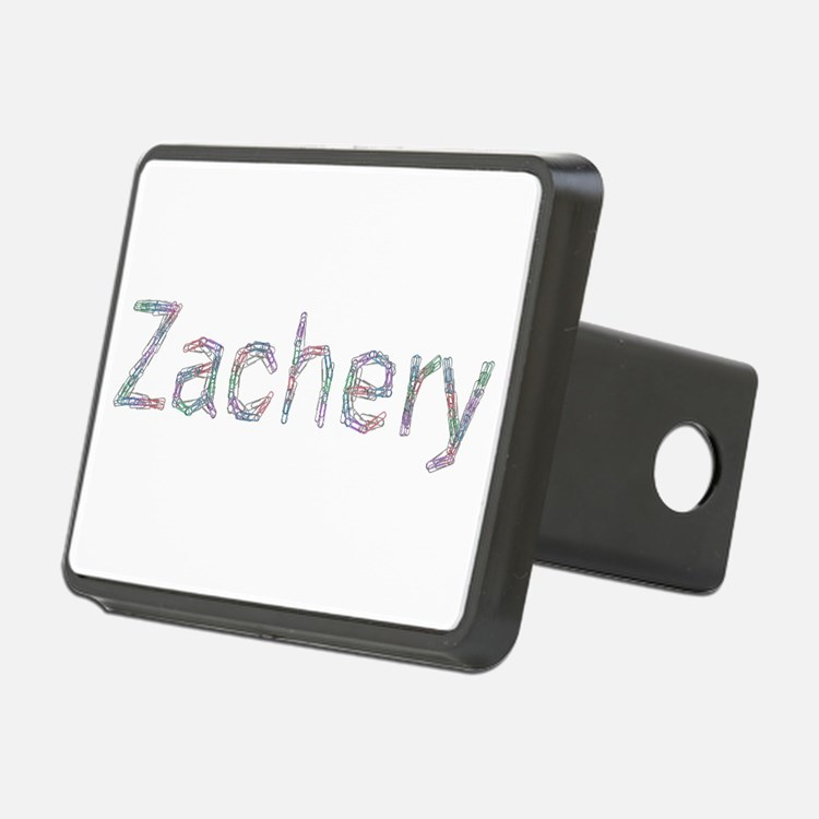 Zachery Paper Clips Hitch Cover