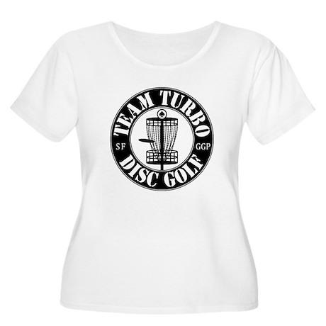 Team Turbo Women's Plus Size Scoop Neck T-Shirt