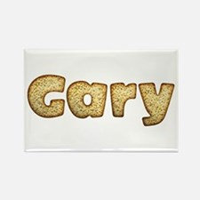 Gary Toasted Rectangle Magnet