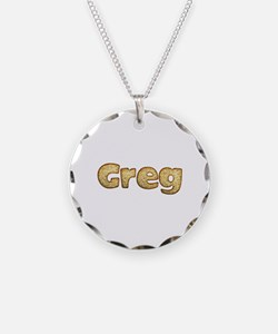 Greg Toasted Necklace