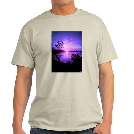 Purple Set Light T-Shirt