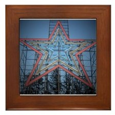 the Noke Framed Tile