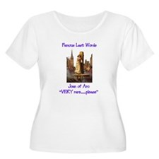 Joan of Arc last words T-Shirt