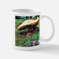 Yellow Mushroom Mug