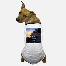 Acadia National Park Dog T-Shirt