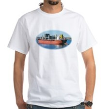 Salt water ship Emile gets a tug assist Shirt