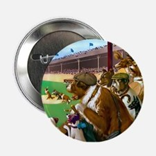 BASEBALL DOGS Button