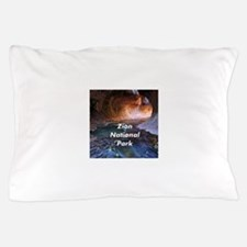 Zion National Park Pillow Case