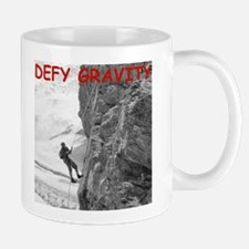 Retro Rock Climbing Mug