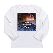 Zion National Park Long Sleeve Infant T-Shirt