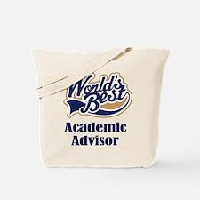 Advertising Advisor (Worlds Best) Tote Bag