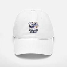 Advertising Advisor (Worlds Best) Baseball Baseball Cap