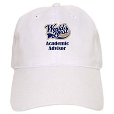Advertising Advisor (Worlds Best) Baseball Cap