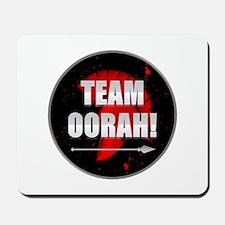 Team Oorah Shirt Mousepad