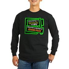 Fishing Poles-Doug Larson/t-shirt T