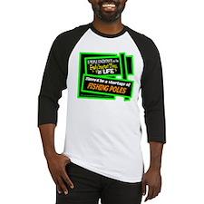 Fishing Poles-Doug Larson/t-shirt Baseball Jersey