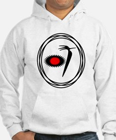 Native American RoadRunner design Hoodie