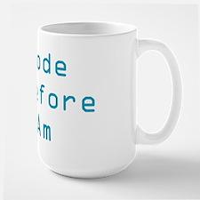 I Code Mug