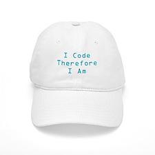I Code Baseball Cap