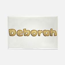 Deborah Toasted Rectangle Magnet