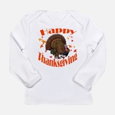 happy tg.png Long Sleeve Infant T-Shirt
